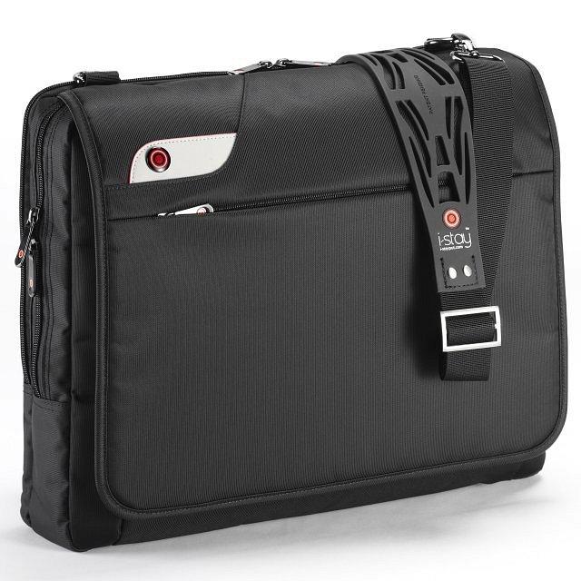 b7f93cb049 Taška na notebook 16″ i-stay Messenger čierna