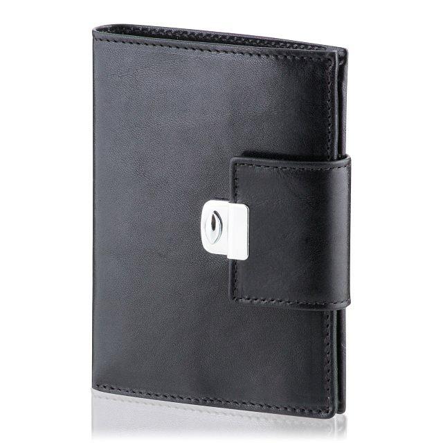 Dámska peňaženka ADK Miramonte čierna  84fd30ec377
