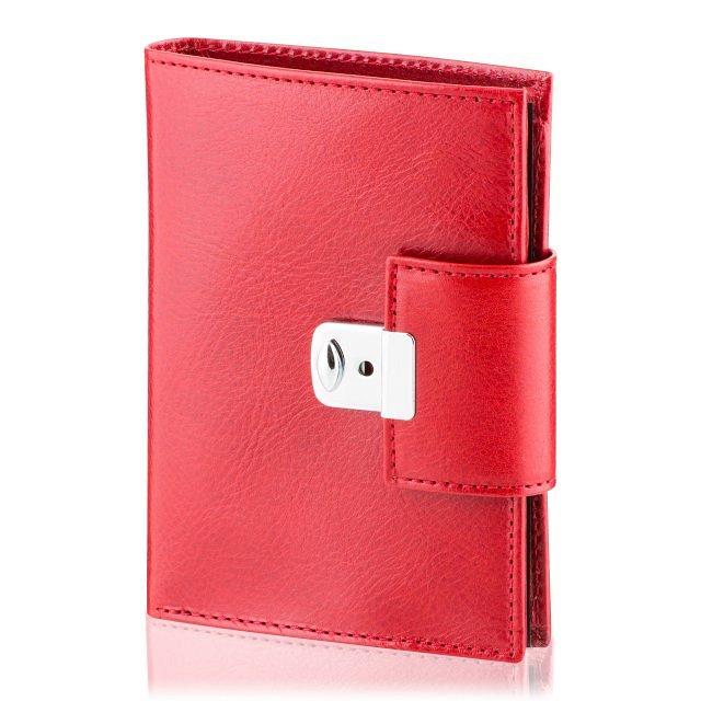 Dámská peňaženka ADK Miramonte červená  2f25e6130c0
