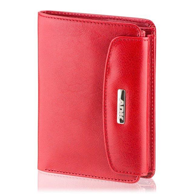 ac61abeb33 Dámska peňaženka ADK Paramaribo RFID červená